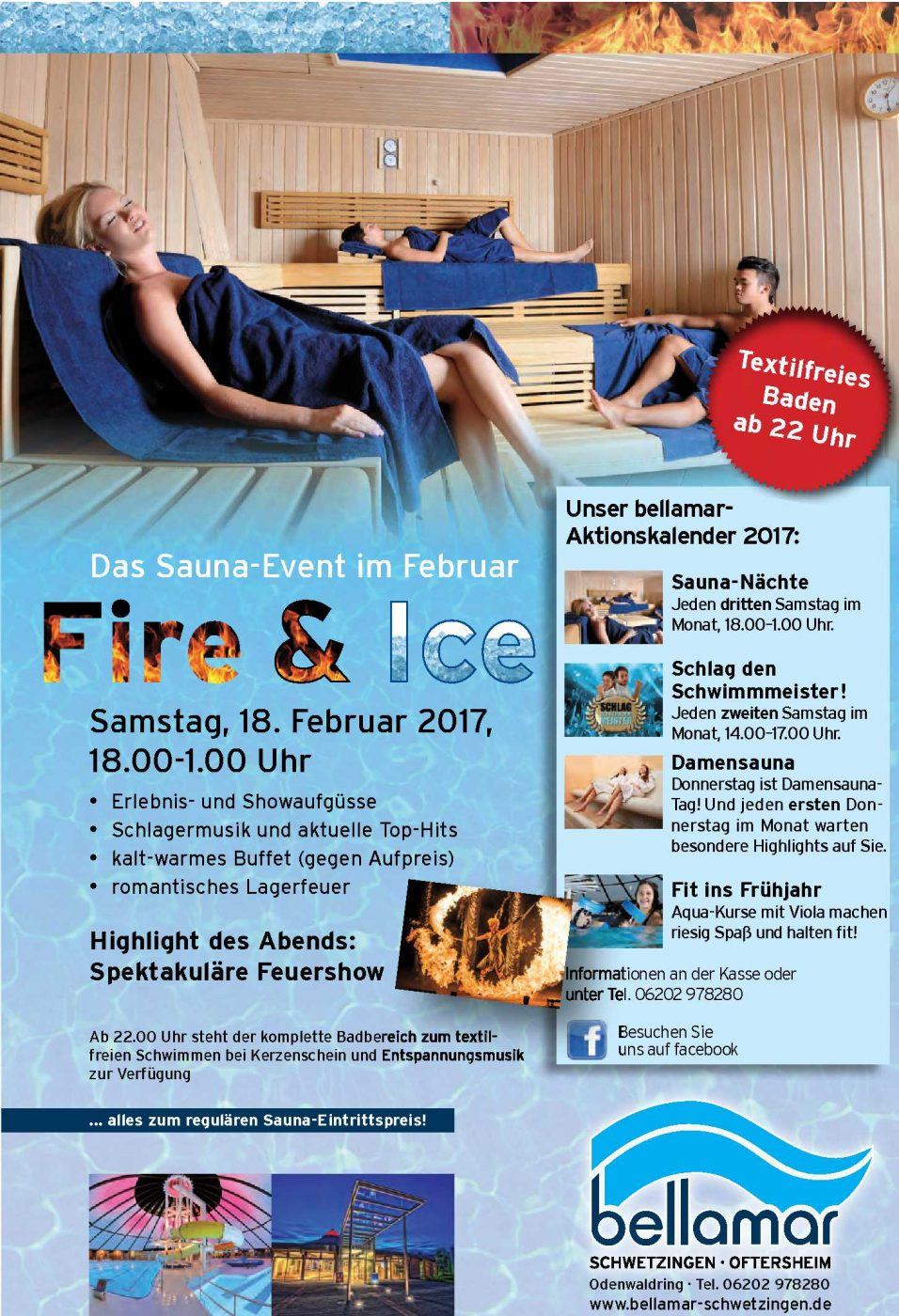 Fire & Ice Flyer